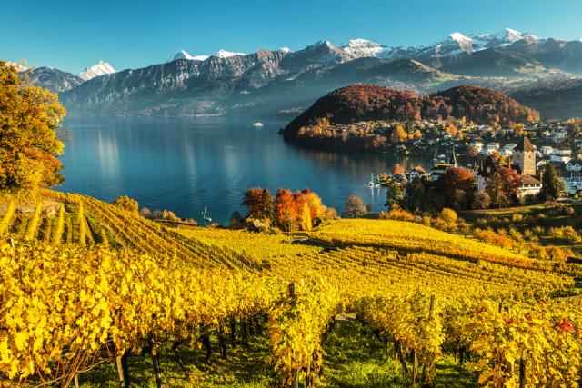 Ten ways to experience Switzerland like the Swiss