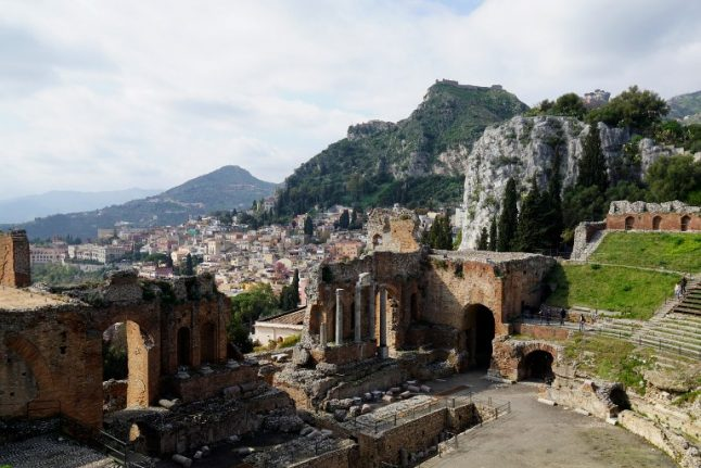 Ash clouds, roadworks, and riot fears: G7 preparations cause turmoil in Sicilian hilltop town