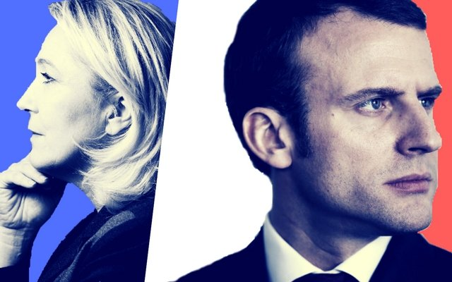 'What is France?': How Le Pen and Macron see their country very differently