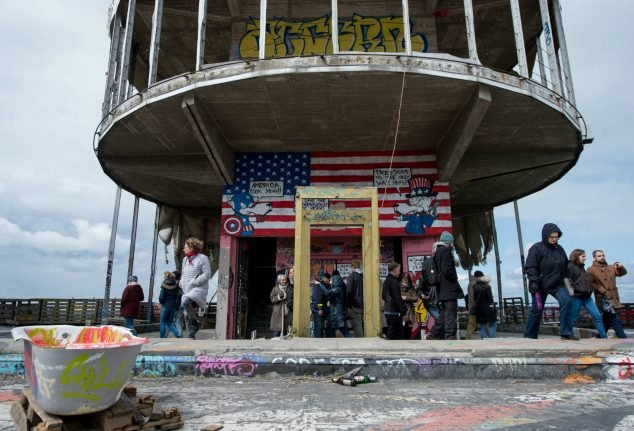 10 incredible facts about the Teufelsberg spy station in Berlin