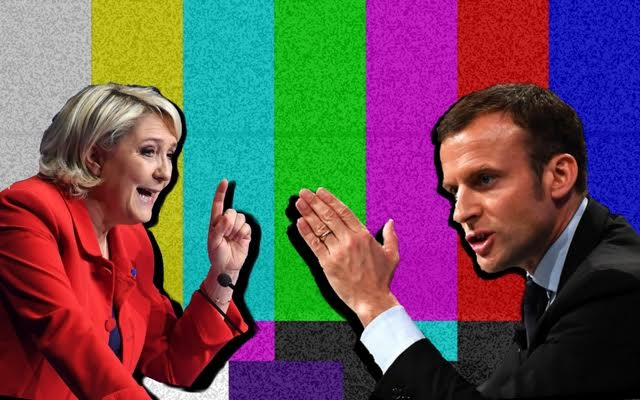 Macron vs Le Pen: All you need to know about tonight's live TV election debate