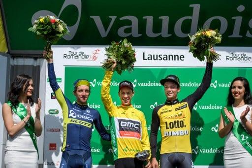 Australian wins Tour de Romandie