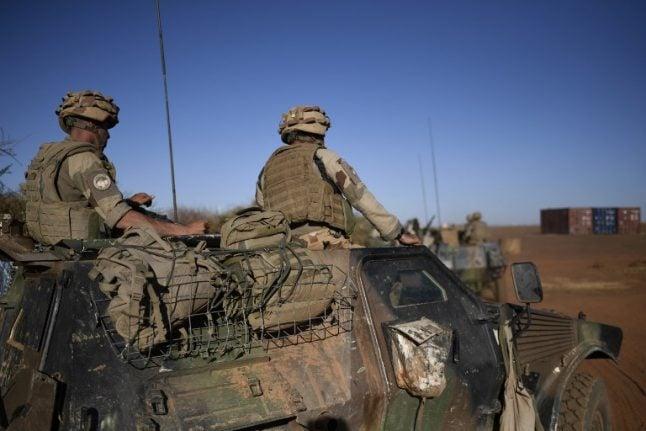French troops 'killed or captured' 20 jihadists in Mali