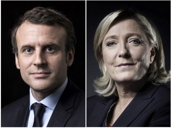 LIVE RESULTS: Emmanuel Macron vs Marine Le Pen