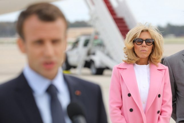 From teacher to lover to France's first lady: Meet 'Madame Macron'