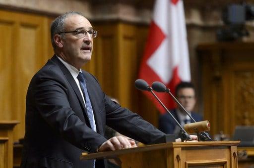 Switzerland faces 'heightened' terror threat in uncertain Europe