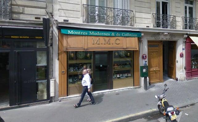 Paris: Thieves steal €900k haul in raid on luxury watch shop near Champs-Élysées