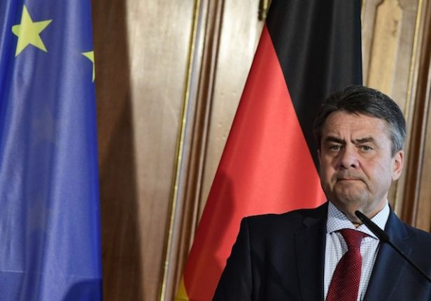 German FM rebukes Switzerland over tax scandal
