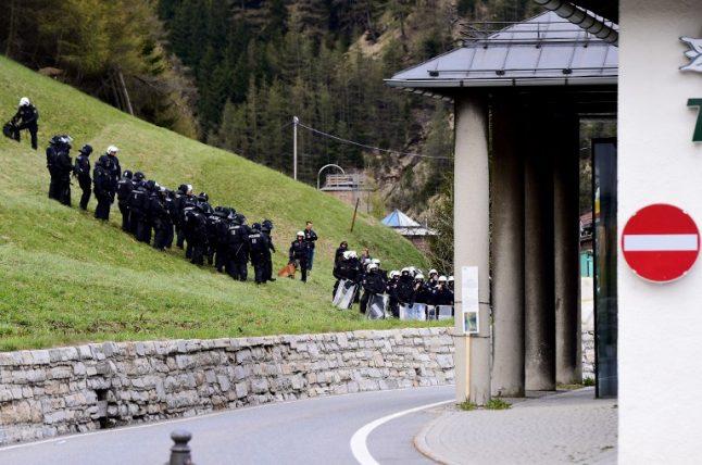Austria pushes EU to make it easier to extend border checks