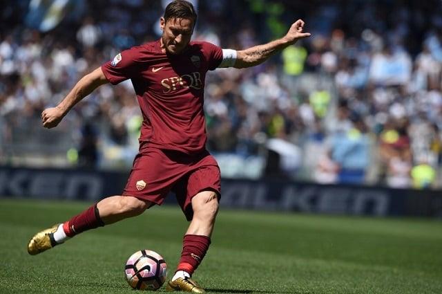 Roma icon Francesco Totti to retire at end of season