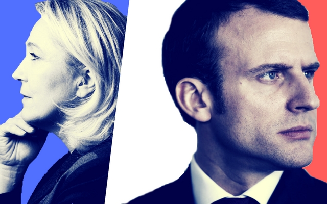 French voters go to the polls to decide between Macron and Le Pen