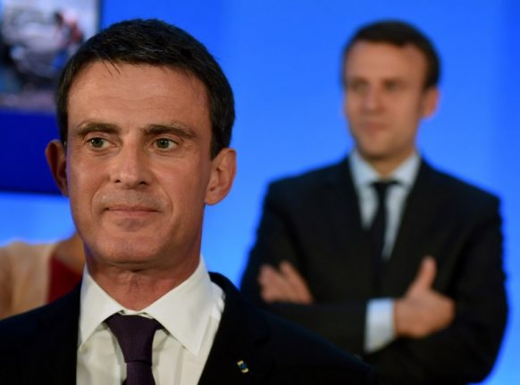 Ex-PM Valls bids to join Macron's revolution… but it's not clear if he's wanted
