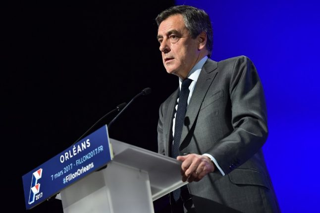 Fillon claims 'fake jobs' newspaper report influenced result of France's election