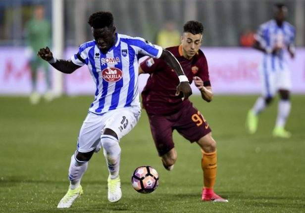 Football: Muntari racism protest ban rescinded