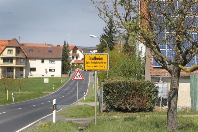 Brexit puts tiny German village at centre of Euroverse