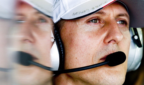 Magazine must pay Schumacher €50,000 for claiming he could walk