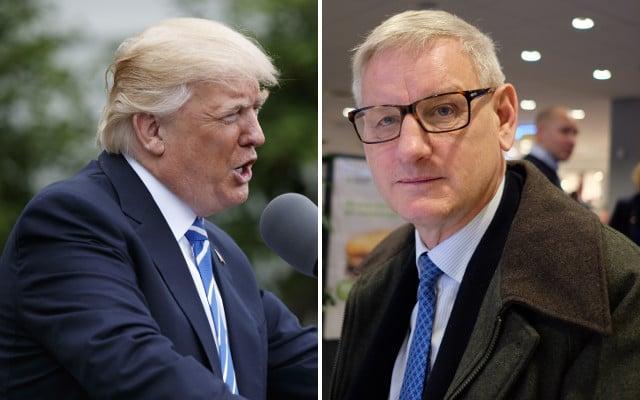 Former Swedish PM Bildt worried Putin will 'take Trump for a ride'