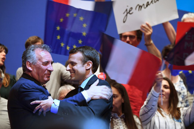 Key Macron ally Bayrou becomes latest minister to quit Macron's government