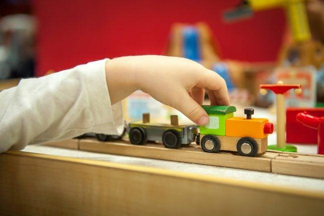 Copenhagen to open English-language daycare