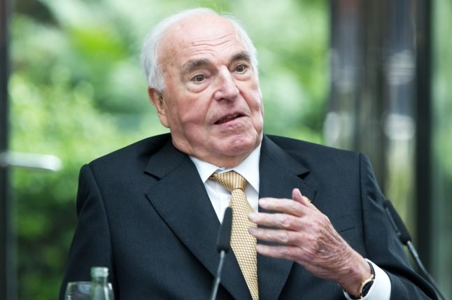 Ex-Chancellor Helmut Kohl, father of German reunification, dies aged 87