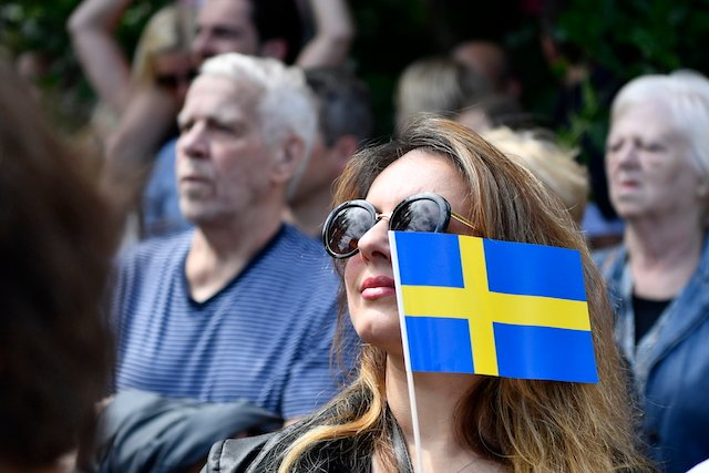 IN PICTURES: Sweden celebrates National Day