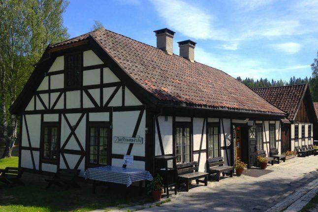 A trip back in time: Blaafarveværket and the Cobalt Mines