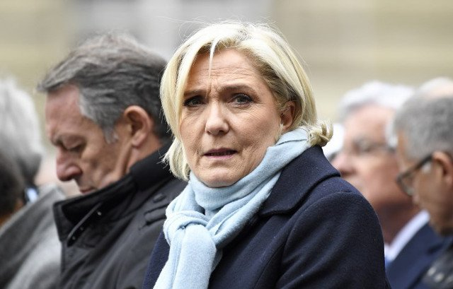French police want to stop guarding Marine Le Pen's home