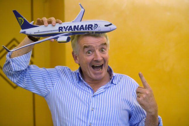Ryanair says its is ready to make Alitalia bid if shake-up comes
