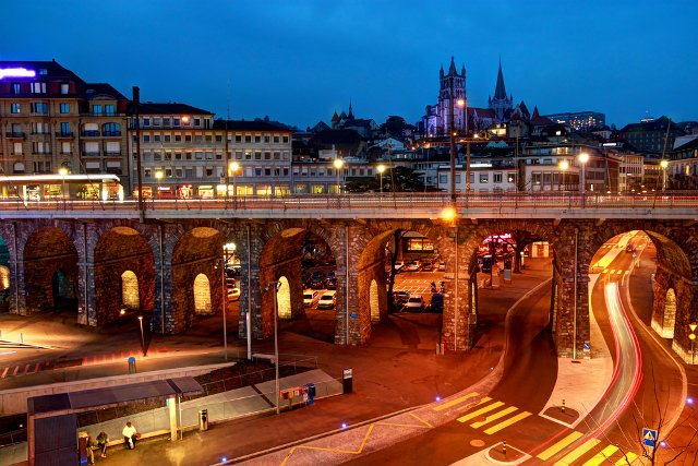 Lausanne plans to open official drug consumption room