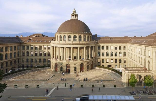 ETH Zurich has 'best reputation' in continental Europe