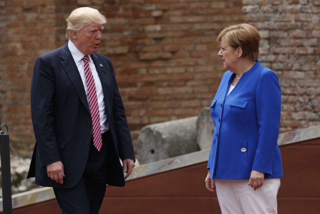 Germany says climate pact 'not renegotiable' after Trump pulls out