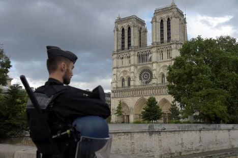 Notre Dame attacker a self-radicalised novice: prosecutor