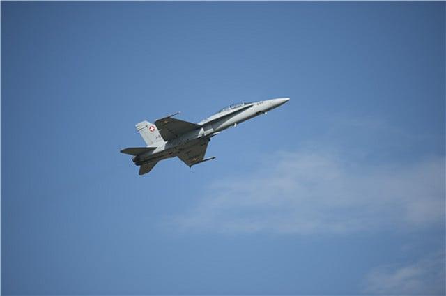 Swiss fighter jet crash: pilot at fault