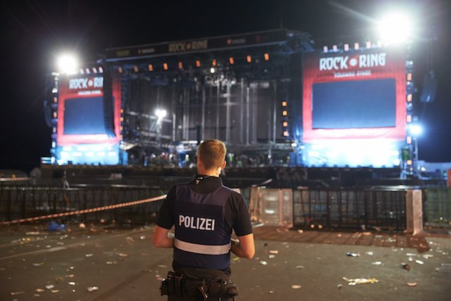 German rock festival to resume after terror scare: organisers