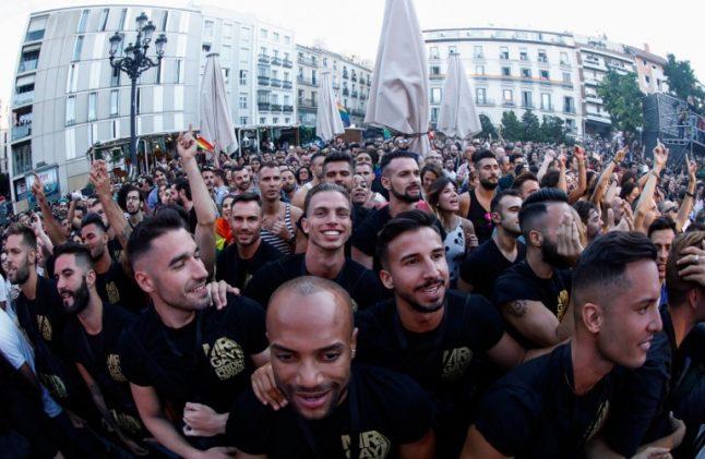 WorldPride celebrations kick off in Madrid