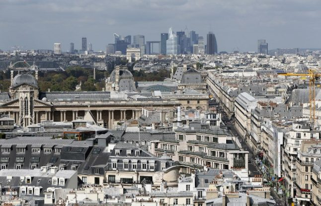 Prices of property in Paris go through the roof (unlike the rest of France)