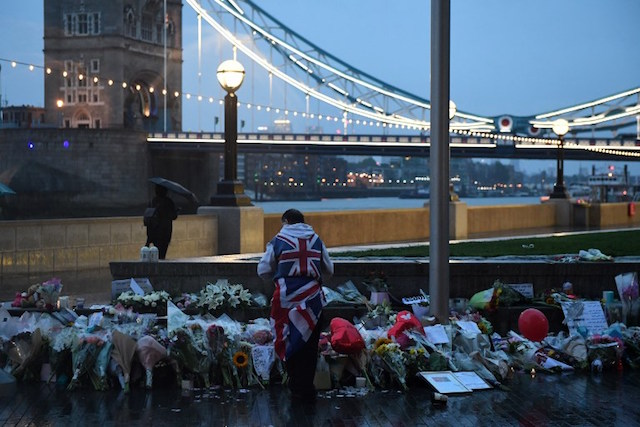 Third London attacker had been detained en route for Syria