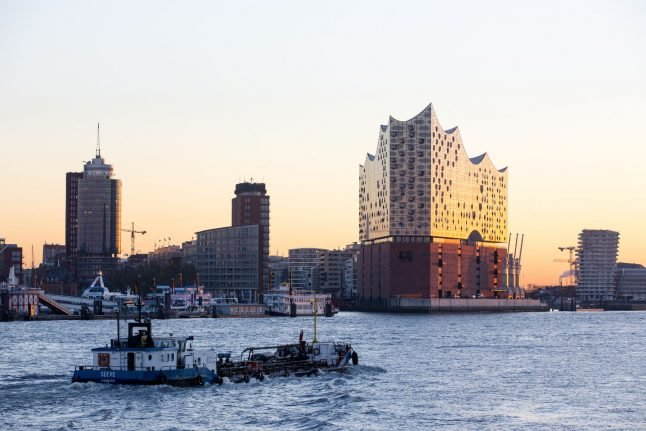 Germany's new startup hub? Hamburg beats Berlin for most business founders