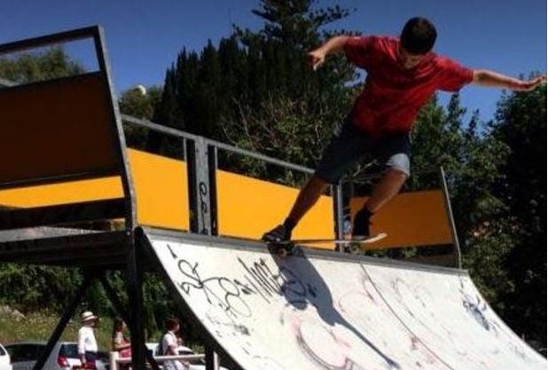 Skateboard parks in Spain to be named in honour of London attack hero