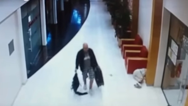 Swedish tourist claims he doesn't remember kicking hotel maid unconscious