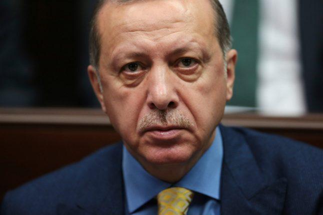 New Turkey row brews, as Berlin bans Erdogan from speaking in Germany