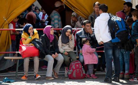 Fire in Germany refugee shelter injures 37