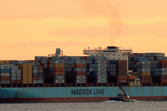 Cyberattack blocks Maersk terminals, new orders
