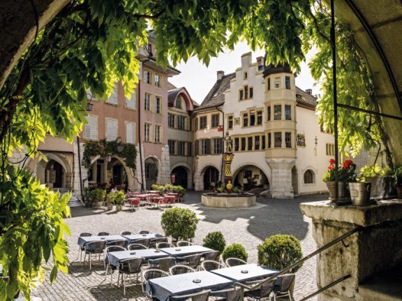 Life on the Röstigraben: Five reasons to visit Biel/Bienne this summer