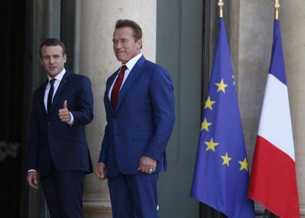Climate change more important than partisan politics: Schwarzenegger