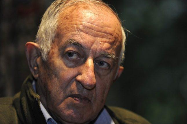 Spanish writer Juan Goytisolo dies aged 86