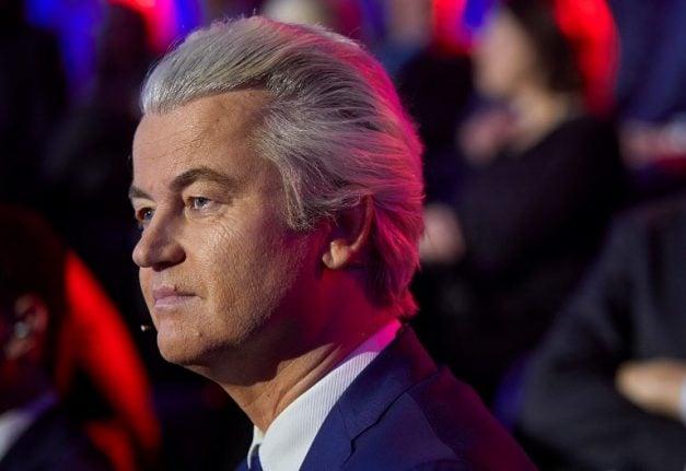 Dutch won't prosecute Geert Wilders over anti-Islam speech in Austria