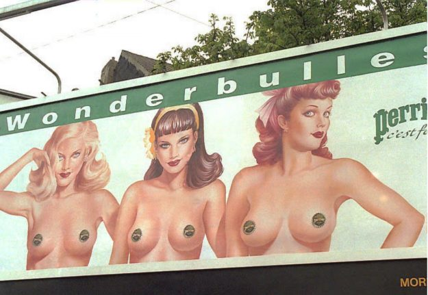 Berlin moves to ban advertising with 'beautiful but dumb' women