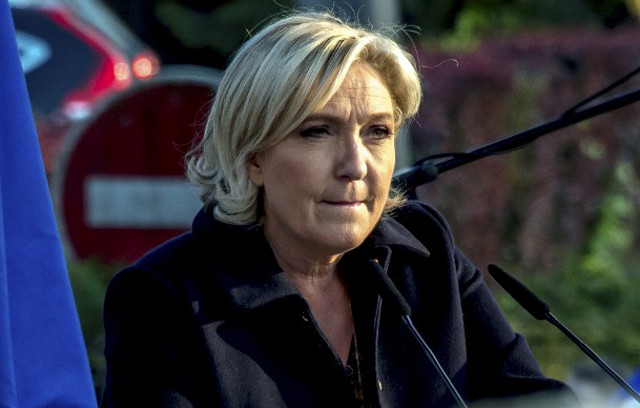 Le Pen slams election rules after results spell bad news for National Front