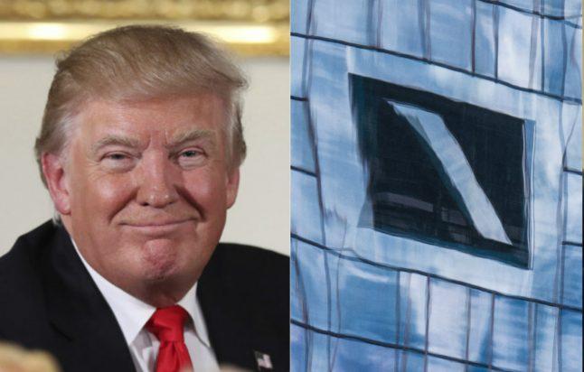 Deutsche Bank snubs US demand for Trump family data